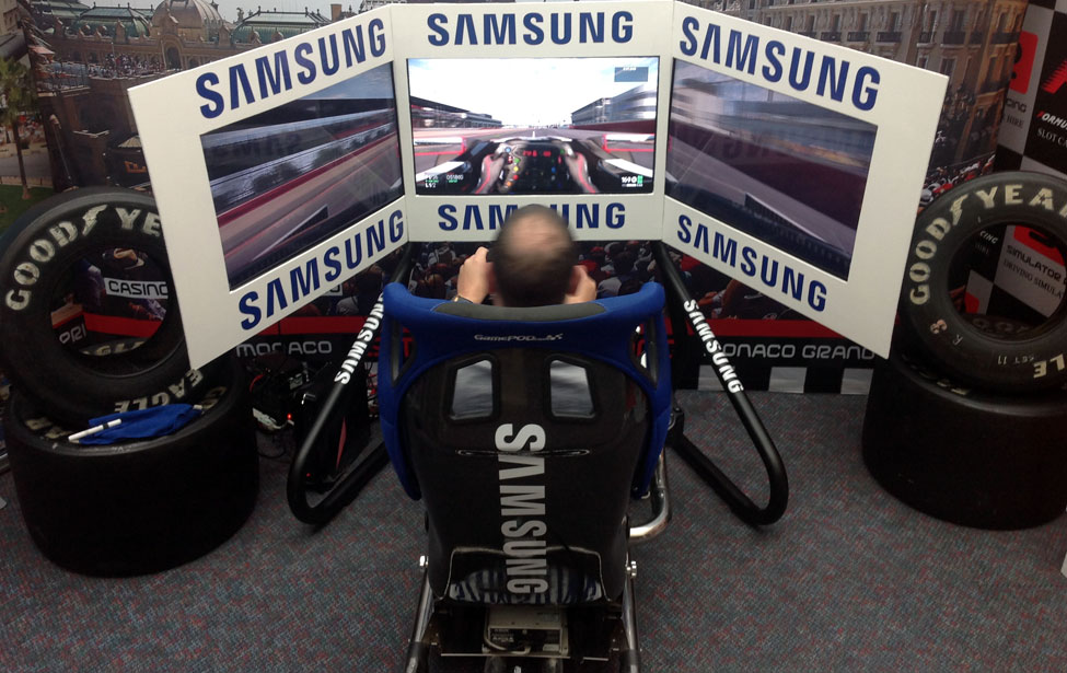 Full Motion Simulators from Simulator Racing